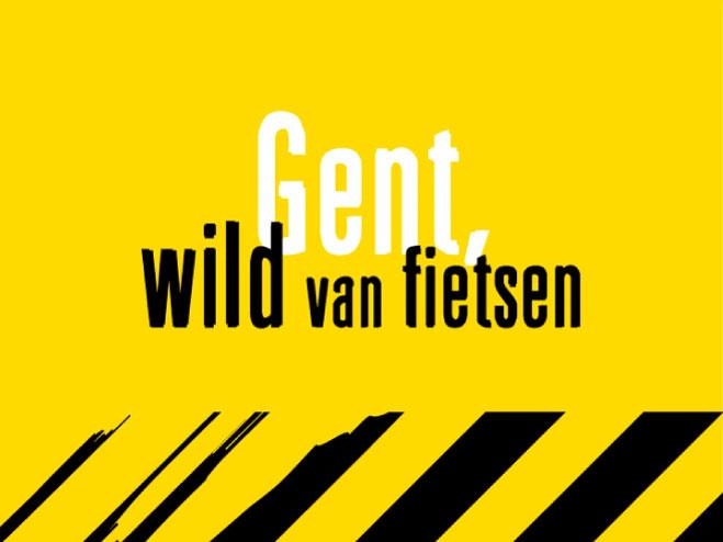 Gent, wild van fietsen!