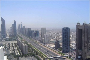 Dubai, Anno 2005