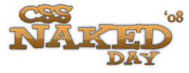 CSS Naked Day