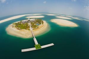 Eerste afgewerkte eiland van The World