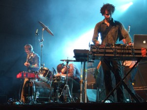 Battles, Live @ Rock Herk